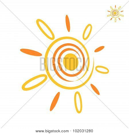 Sunray Icon