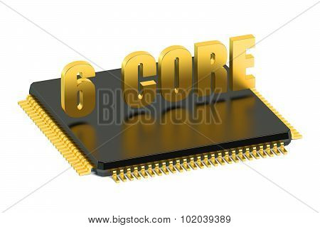 Cpu 6 Core Chip For Smatphone And Tablet