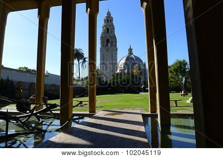 Museum of Man at Balboa Park