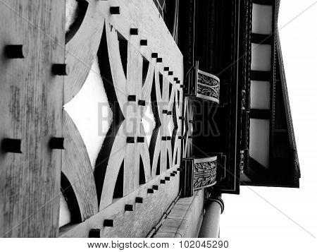 tudor chester buildings
