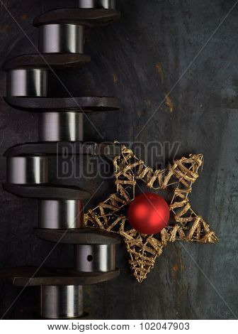 Christmas Crankshaft