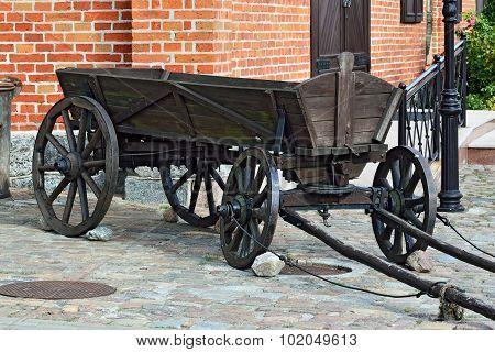 Vintage German Cart