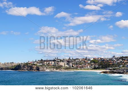 Bondi Beach Coast