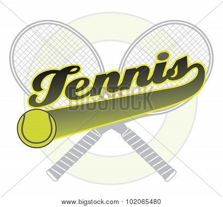 Tennis With Tail Banner
