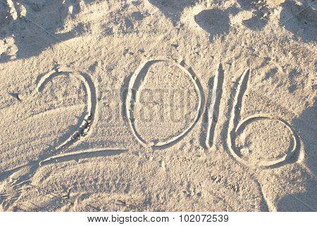 Beach Sand 2016