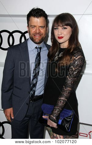 LOS ANGELES - SEP 17:  Kevin Weisman at the Audi Celebrates Emmys Week 2015 at the Cecconi's on September 17, 2015 in West Hollywood, CA
