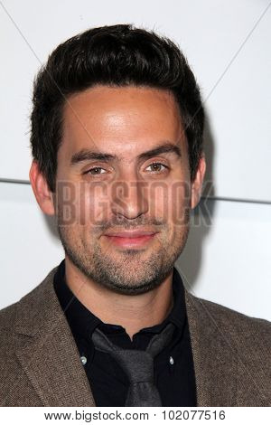 LOS ANGELES - SEP 17:  Ed Weeks at the Audi Celebrates Emmys Week 2015 at the Cecconi's on September 17, 2015 in West Hollywood, CA