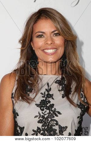 LOS ANGELES - SEP 17:  Lisa Vidal at the Padres Contra El Cancer's 15th Annual