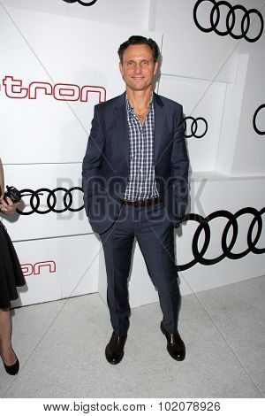 LOS ANGELES - SEP 17:  Tony Goldwyn at the Audi Celebrates Emmys Week 2015 at the Cecconi's on September 17, 2015 in West Hollywood, CA