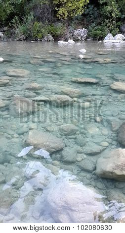 Stones And River