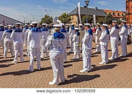 Royal Swedish Navy Cadet Band