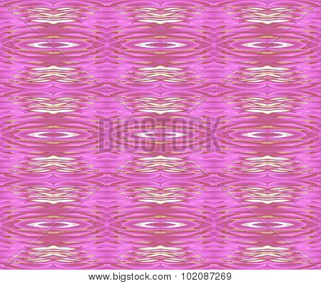 Seamless ellipses pattern violet purple