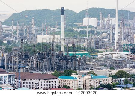 Petrochemical Oil Industry