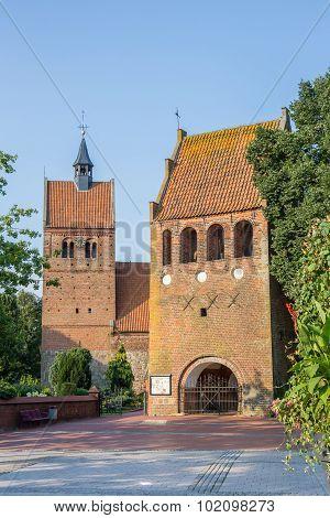 St. Johannes Church In Bad Zwischenahn
