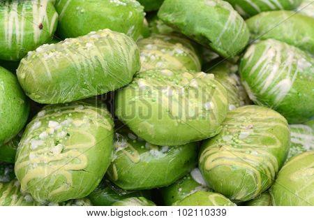 Green Marzipan
