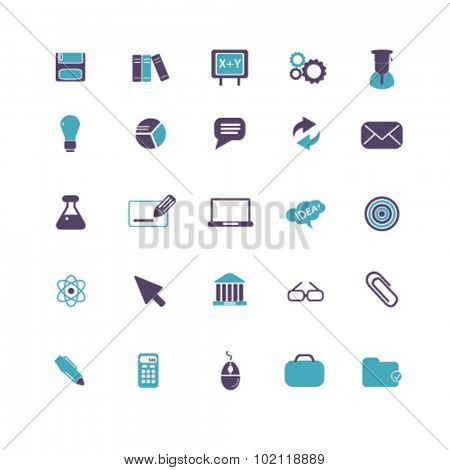 office, web icons