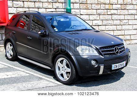 Mercedes-benz W164 Ml63 Amg