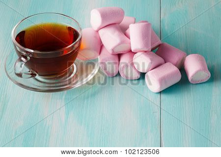Scattered Marshmallow