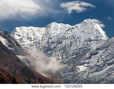 Mount Kusumkhang Karda Or Kusum Khangkaru