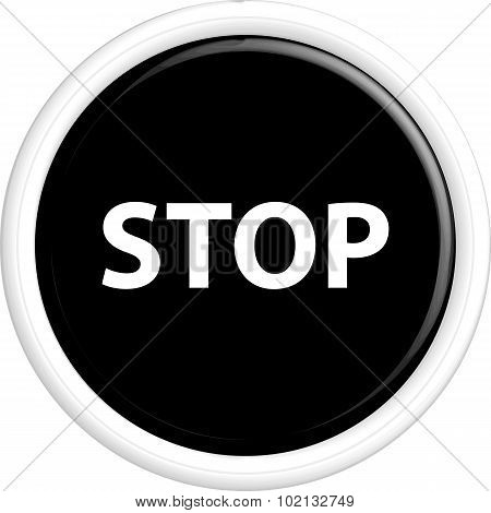 Button Stop