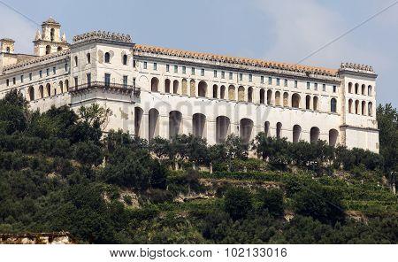 Certosa Di San Martino In Naples, Italy