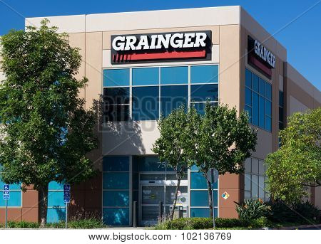 Grainger Warehouse Facility