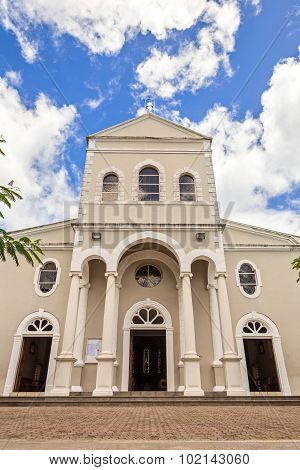 Roman Catholic Cathedral Of The Immaculate Conception, Victoria, Mahe Island, Seychelles