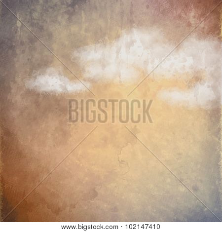 Abstract oil painting artistic background