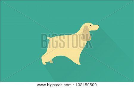 cocker spaniel icon
