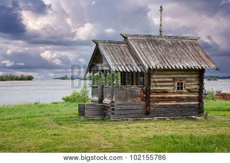Wooden Churche Kizhi Island, Karelia
