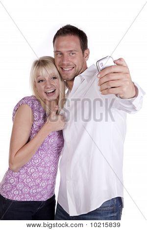 Thumb Up Camera