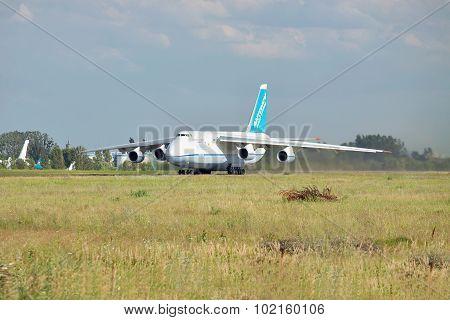 Antonov An-124 'ruslan'