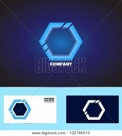 Polygon Hexagon Logo