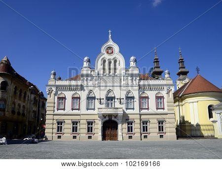 Orthodox Episcopal Palace