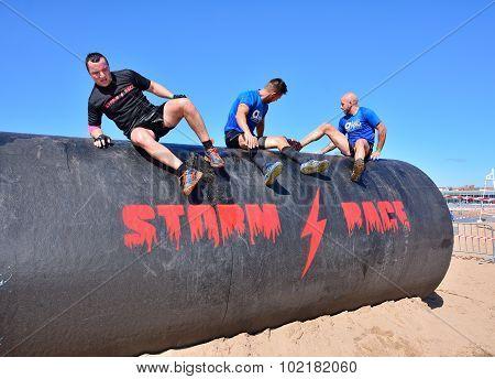 Storm Race Gijon.