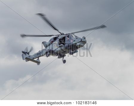 Lynx Mk 8 Helicopter