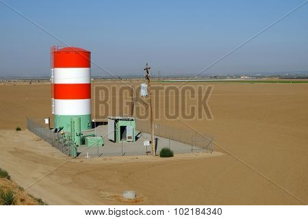 Irrigation Water Storage
