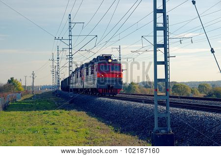 Electric locomotive