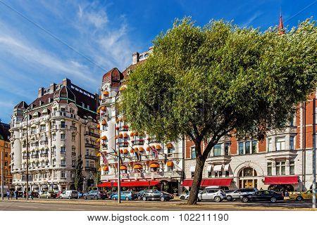 Hotels Diplomat and Esplanade