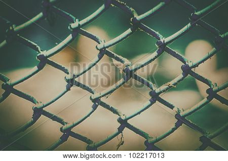Texture roofing slate for iron mesh in vintage