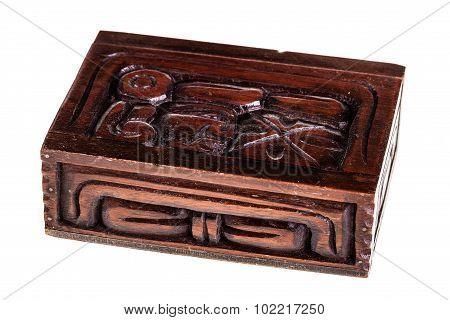 Honduran Wooden Box