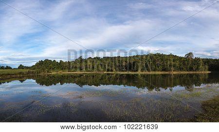 Thailand Khao Yai Reservoir