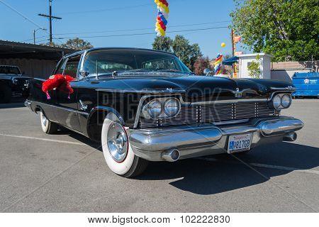 Chrysler Imperial Crown Southampton On Display