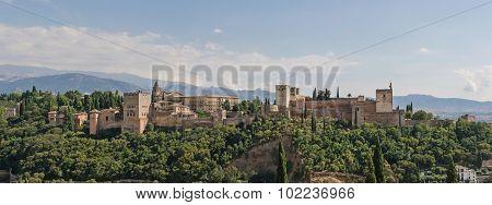 Alhambra Panoramic