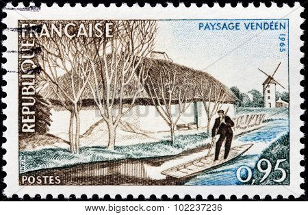 Vendee Stamp