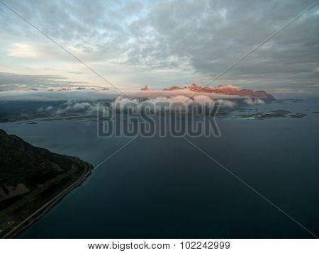 Lofoten Midnight Sun