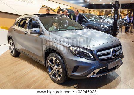 Mercedes-benz Gla 200D 4Matic