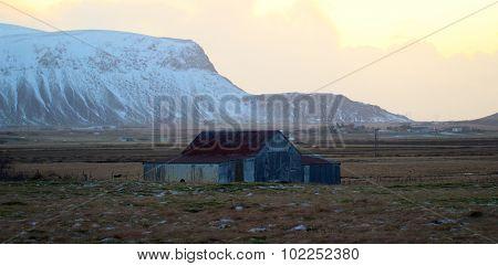 Icelandic storehouse