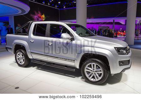 New Volkswagen Amarok Atacama Special Edition