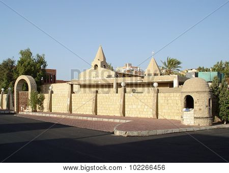 Coptic Church In Hurghada